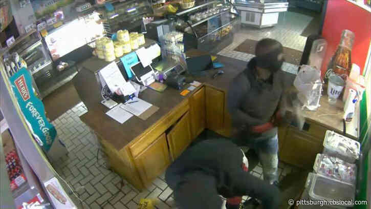 Countryside Deli Asks Public For Help Identifying Robbers