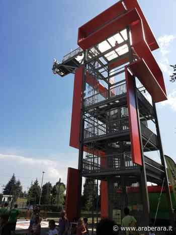 """TORRE BOLDONE - Il TAR: la Top Tower deve """"farsi più in là"""" di 2,5 metri. Il Parco Avventura: """"Noi sposteremo la torre, ma la vera domanda è: chi vince in questa disputa? Nessuno"""" - Araberara"""