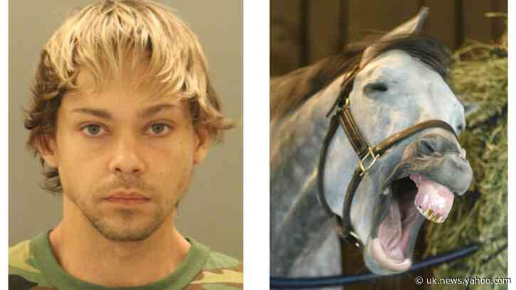 Serial Pony Rapist Allegedly Caught With His Pants Down in Delaware Police Sting