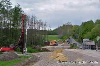 Weferlingen: Brückenbau nach Plan - Volksstimme