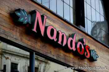 Nando's will reopen in Hove for takeout and delivery