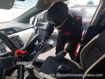 Piazzolla di Nola: sorpresi a rubare un'auto, inseguiti ed arrestati a Poggiomarino - Il Gazzettino Vesuviano