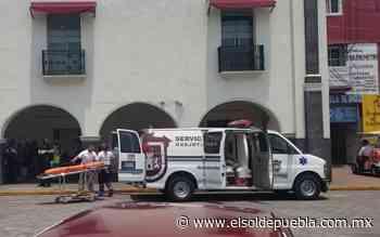 Causa alerta caso de intoxicación en penal de Huejotzingo; lo confunden con Covid-19 - El Sol de Puebla