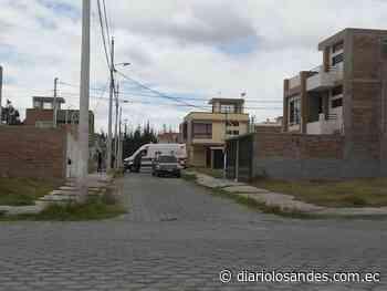 Se chocaron en el norte de Riobamba - Diario Los Andes