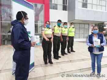 Cooperativa Riobamba Ltda. continúa ayudando - Diario Los Andes