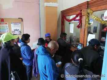 Municipio de Riobamba planifica su regreso a la institución - Diario Los Andes