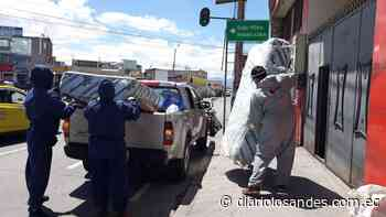MIES entregó ayuda a familia víctima de incendio en Riobamba - Diario Los Andes