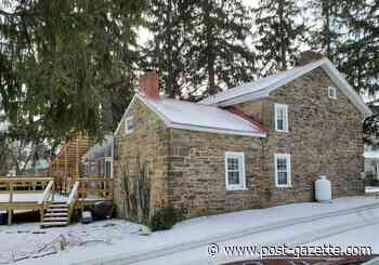 Buying Here: 1790s stone house is home to history in Stahlstown
