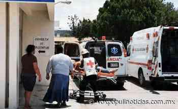 Volcadura en San Fernando deja a una jovencita herida - Vox Populi