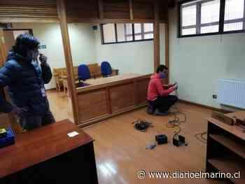 Tribunal de San Fernando retomará atención presencial — El Marino - El Marino