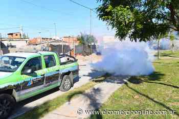 San Fernando realizó un operativo integral de prevención contra coronavirus y dengue - elcomercioonline.com.ar