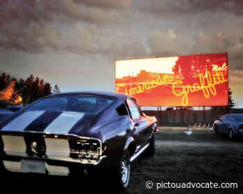 Drive-in re-opening - pictouadvocate.com