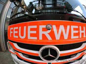 Feuer in Müllcontainer: Polizei Rheine sucht Brandstifter - Münsterland - Allgemeine Zeitung