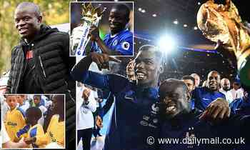 Chelsea star N'Golo Kante has earned the right not to play, given his little-known tragic backstory