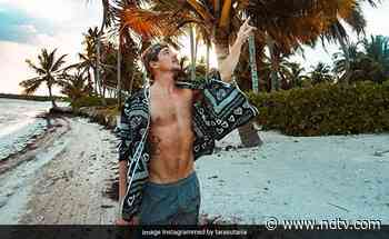 DJ Diplo, In Isolation From Sons, Shares Touching Video From The Other Side Of The Glass Wall - NDTV News