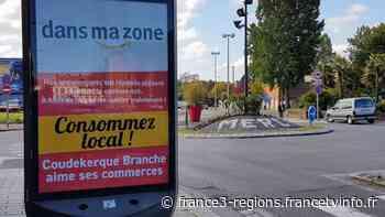 """Déconfinement. """"Je fais mes courses dans ma zone"""" : Coudekerque-Branche parodie Amazon pour inciter à consom - France 3 Régions"""