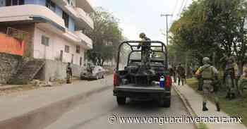 Movilización de fuerzas federales por detonaciones, en Tantoyuca - Vanguardia de Veracruz