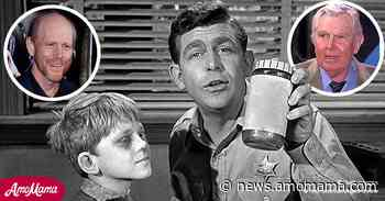 Inside Ron Howard's Relationship with His TV Dad Andy Griffith Whom He Considered His 'Friend' - AmoMama