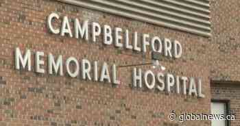Campbellford hospital treats first COVID-19 patient in emergency department - Globalnews.ca