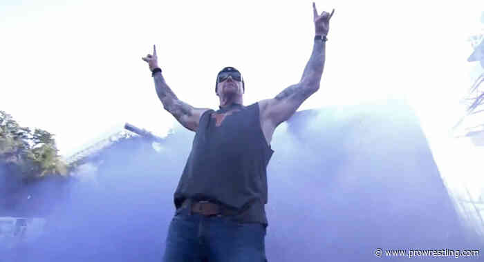 The Undertaker Reveals What He Said To Vince After The Montreal Screwjob