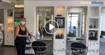 AGDE - Le salon de coiffure Jean-Claude Biguine en mode Covid ! - Hérault-Tribune