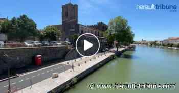 AGDE - La Solatrag déconfine le quai du Chapitre - Hérault-Tribune