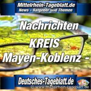 Kreis Mayen-Koblenz - Update 22.05.2020: Weiterhin kein neuer Coronafall - Noch 4 von 603 positiv getesteten Personen sind erkrankt - Mittelrhein Tageblatt