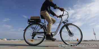 On vous a demandé ce que vous pensiez des pistes cyclables temporaires aménagées sur la Côte d'Azur, voici vos réponses