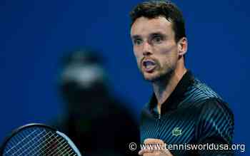 Roberto Bautista Agut reveals what keeps him motivated - Tennis World USA