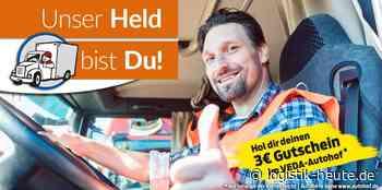 Transport: Gutscheinaktion für Berufskraftfahrer - Berufskraftfahrer, Autohöfe, In eigener Sache | News | LOGISTIK HEUTE - Das deutsche Logistikmagazin - Logistik Heute