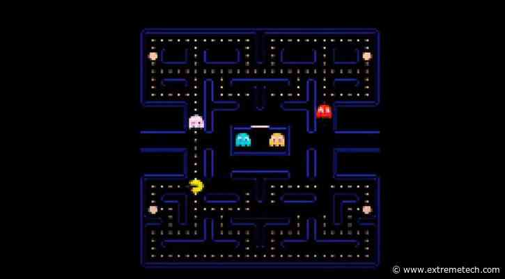 Level Up: Nvidia's GameGAN AI Creates Pac-Man Without an Underlying Game Engine