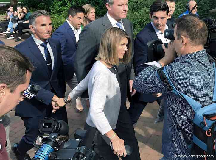 Lori Loughlin and husband to plead guilty Friday