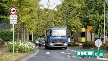 Der Schwerlastverkehr bleibt in Xanten im Fokus - IKZ