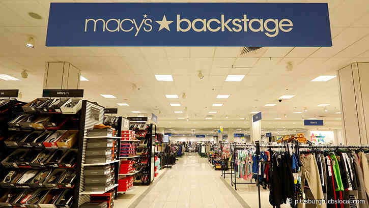 Macy's Locations Offering Curbside Pickup, In-Store Shopping At Pittsburgh Locations