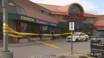 Two men charged in daylight killing of Maple man at Etobicoke plaza - CP24 Toronto's Breaking News