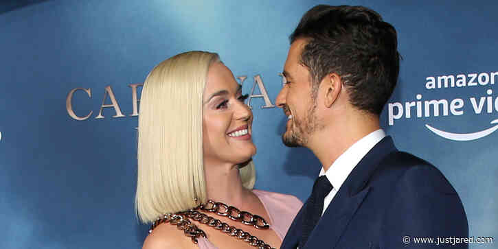 Katy Perry Says Orlando Bloom Is 'Turning Into The Hulk' in Quarantine