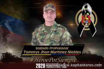 Disidencias asesinan a un soldado profesional en Fortul - Kapital Stereo