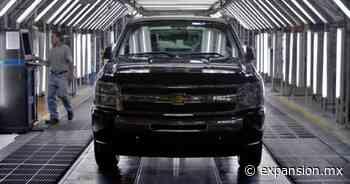 GM planea reiniciar operaciones el 20 de mayo en planta de Silao - Expansión