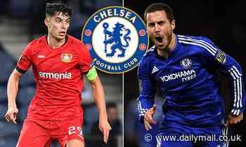 Chelsea should pursue Kai Havertz as an 'option' to replace Eden Hazard, says Dimitar Berbatov