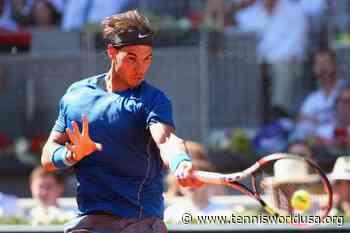 ThrowbackTimes Madrid: Rafael Nadal downs Tomas Berdych to reach semis - Tennis World USA