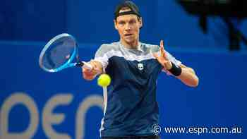 Former world No. 4 Tomas Berdych announces retirement at ATP Finals - ESPN Australia