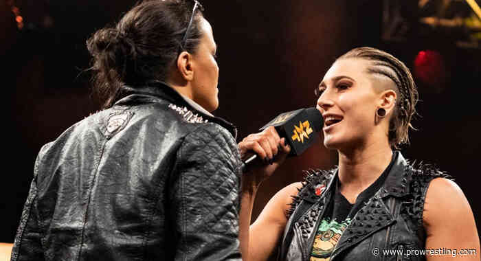 Rhea Ripley Reveals The Original Plans For Her Feud With Shayna Baszler