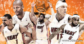 Looking Back On The 2013 ECF Between The HEAT & Pacers