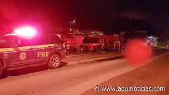 Mulher de 37 anos morre atropelada na BR 262 em Ibatiba - Aqui Notícias - www.aquinoticias.com