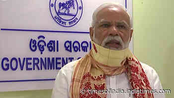 Cyclone Amphan: PM Modi announces Rs 500 crore financial aid for Odisha