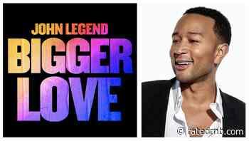 John Legend Announces New Album 'Bigger Love' - Rated R&B