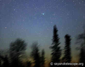 Comet SWAN's Final Song