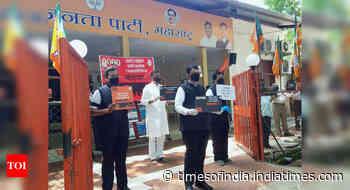Maharashtra: Ruling coalition slams BJP for holding protest amid Covid-19 crisis