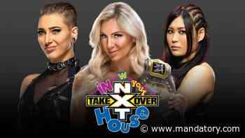 Charlotte Flair To Defend Title In Triple Threat Match At NXT TakeOver: In Your House