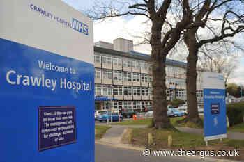 Crawley: Reassurances after reports of gunman at hospital
